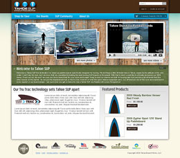 Tahoe Standup Paddleboards